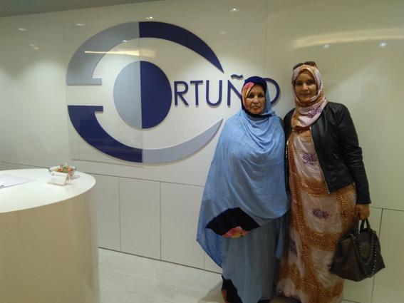 Información sobre las acciones solidarias relacionadas con las cataratas a pacientes del Sáhara | Clínica Oftalmológica Dres. Ortuño